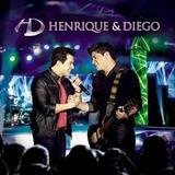 Henrique & Diego - Ao Vivo Em Campo Grande [cd] Lacrado Orig
