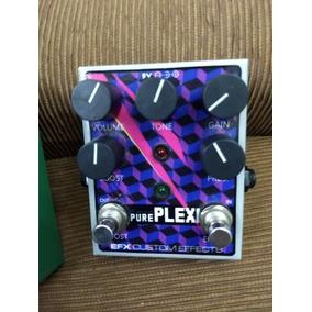 Pedal Guitarra Pure Plexi Efx - Troc4