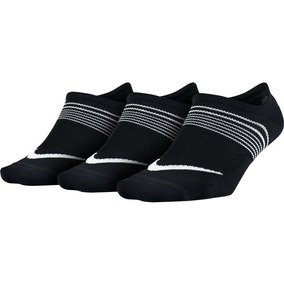 Calcetines Nike Dama Lightweight Negro Blanco M Originales