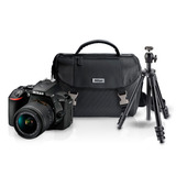 Nikon D5600 + Tripie + Estuche ¡¡envio Gratis!!