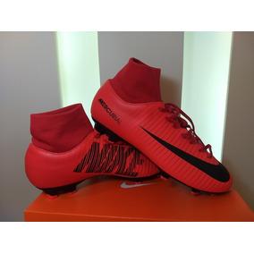 Chuteira Nike Mercurial Victory Botinha - Chuteiras Nike de Campo no ... d66b72a0bac22