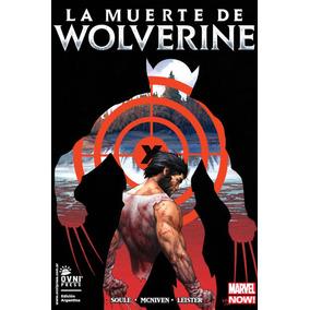 Cómic, Marvel, La Muerte De Wolverine. Ovni Press