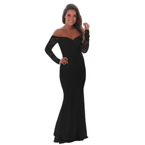 Hermoso Maxi Vestido Largo Se Envia 16 De Abril