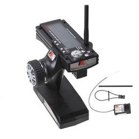 Radio Controle Gt3b 2.4ghz 3 Canais Pronta Entrega..