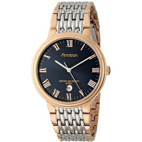 6f02fbd0018 Relógio Armitron Dourado Banhado A Ouro - Relógios no Mercado Livre ...