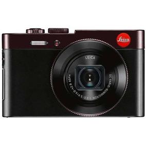 Camera Leica C, Typ 112, 1 Bateria, Case Couro Leica