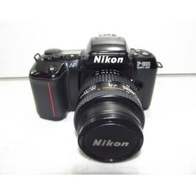 Maquina Fotografica Nikon F601 Lente Af Nikkor 35-70mm