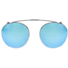 372f2bddd93e0b Oculos Clip On Redondo Ray Ban - Óculos no Mercado Livre Brasil