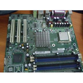 Procesador Intel Celeron 2.8hz Con Tarjeta Madre