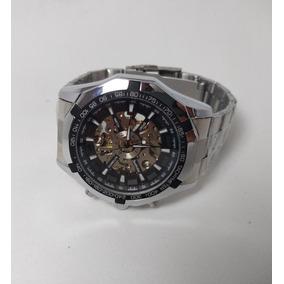 058ae3e4120 Relogio Esqueleto Dourado Importado - Relógios no Mercado Livre Brasil