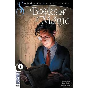 Books Of Magic #1 (2018) Sandman Universe Gaiman Vertigo