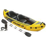 Kayak Inflable 2 Personas Intex Explorer K2 Envío Gratis