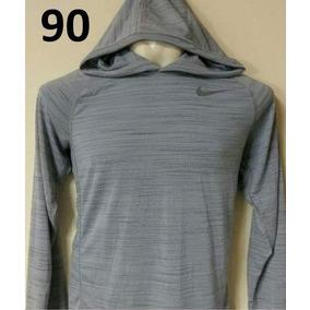 Hoodie Gris Nike - Original (talla S)