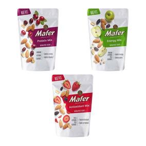 Botana Colación Energica Mafer Mix Con 30 Pza De 35g + Envío