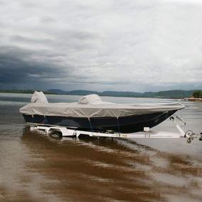 Capa Para Barco De Alumínio Nylon 600 Puma 18 Rionautica