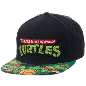 Bioworld Tortugas Ninja Tmnt Sublimada Del Snapback Del Somb
