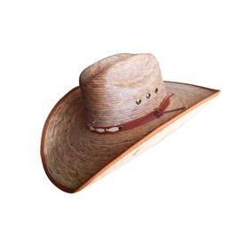 Sombrero Vaquero De Palma Fina Con Envio Gratis 081415c191e