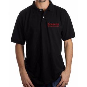 449da30b37 6 Camisas Polo Bordado Personalizado Com Seu Logotipo