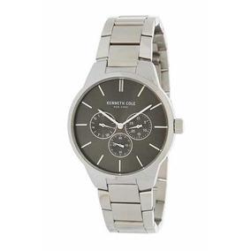Reloj Keneth Cole New York Caballero Original Nuevo
