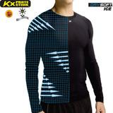Segunda Pele Camisa Térmica Proteção Uv Compressão + Brinde 1dca1c0e4260e