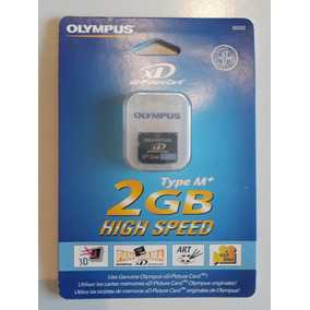Memoria Olympus Xd 2gb
