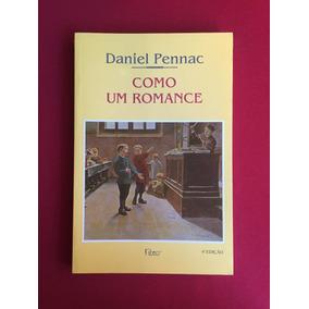 Livro - Como Um Romance - Daniel Pennac - Rocco - Seminovo