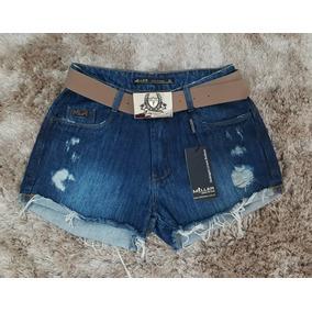 3d75f73e6 Short Miller Feminino - Shorts Jeans para Feminino no Mercado Livre ...