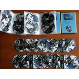 15 Dvds Por Toda Minha Vida - Nara, Cazuza, Raul Seixas...