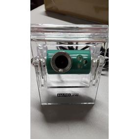 Câmera Pc Digital Hardline Gt-v14 Verde*