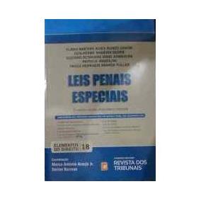 Livro Leis Penais Especiais Rt Elementos Do Direito 18