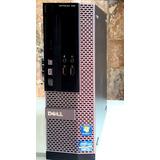 Cpu Dell Optiplex 390 P Core I5 320gb Disco +4gb Ram W10
