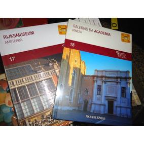 Coleção Grandes Museus Do Mundo 20 Vols Lacrados De Fábrica