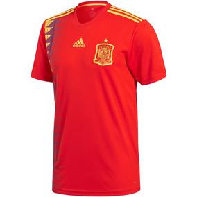 Jersey Playera adidas Selección De España De Rusia 2018 14bfbea25d7b5
