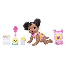 Boneca Baby Alive Hora Do Passeio Africana- Pronta Entrega