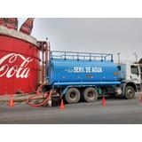 Vendo Camion Cisterna Agua 5000 Gal. Año 2010. Gps Y Seguro