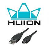 Cable De Datos Usb Para Tabletas Gráficas De Dibujo Huion