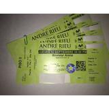 Boletas André Rieu En Bogotá Movistar Arena 12 Septiembre