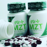 Mzt Fit Original Fitoterápico 100% Natural (01 Pote)