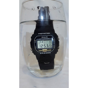 Kit 10 Relógios Masculino Aqua Gp 519 Digital Prova D