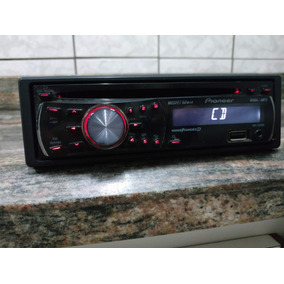 Cd Player Pioneer Deh 2250ub