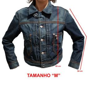 d1286be076f8f Jaqueta Jeans Levis Feminina - Calçados