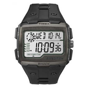 Relógio Timex Expedition Shock Tw4b02500 - Preto