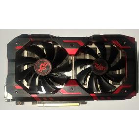 Rx580 Power Color Red Devil 8gb