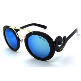 Oculos Prada Baroque Falsificado - Óculos no Mercado Livre Brasil ef20d5171b