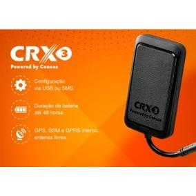 Rastreador Crx3 Frete Gratis P/ Moto, Carro, Caminhao
