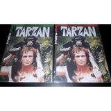 Dvd Tarzan Série - Ron Ely - Temporada 1 E 2 (dublado)