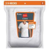 3 Camisetas Cuello V Hombre Interiores Pack X 3. Peppo