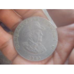 Vendo Moneda Omar Torrijos De Un Balboa Año 1983