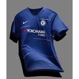 Camiseta Chelsea Réplica Femenina en Mercado Libre Colombia ac7e3ba697e67