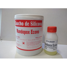 Caucho De Silicona Mundopox Econo P/molde - El Mejor Precio